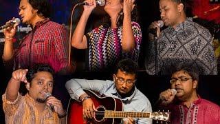 Music by Limon, Nibir, Kuhu, Farhan, Shoyeb & Lincoln [Bangladesher Dhol Returns 2014©BSO at UTA]