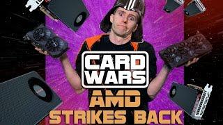 RX 580 & 570 Review - AMD Strikes Back... at AMD???