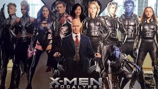x men apocalypse trailer #2 2016 jennifer lawrence, oscar isaac