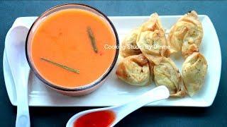 Bangladeshi Thai Soup || Bangladeshi Chinese Restaurent style Thai Soup