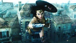 Battle In the Village of Veld | Wonder Woman [+Subtitles]