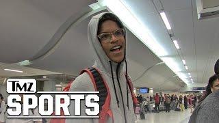 Shaq's Son Beats Dad In 1-On-1 ... 'I Wanna Play LeBron' | TMZ Sports