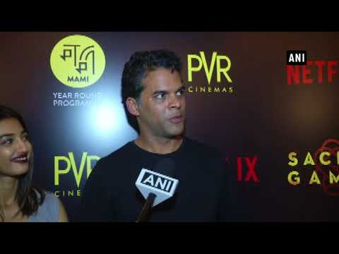 Xxx Mp4 Radhika Apte Vikramaditya Motwane Talk About Netflix's 'Sacred Games' 3gp Sex