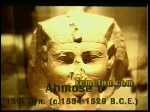 Ashra Kwesi Explains the Invasions and Battles of Kemet Egypt from the Ancient Temples