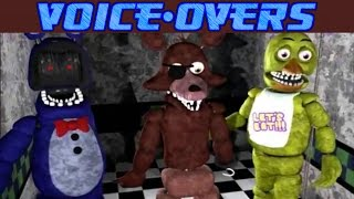OP Voice-Overs: (SFM FNAF) True Friendship Never Withers, Part 2