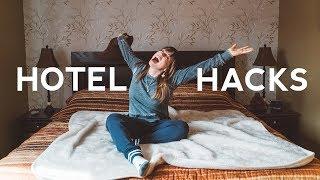 24 Hotel & Accommodation Hacks - Travel Hacks