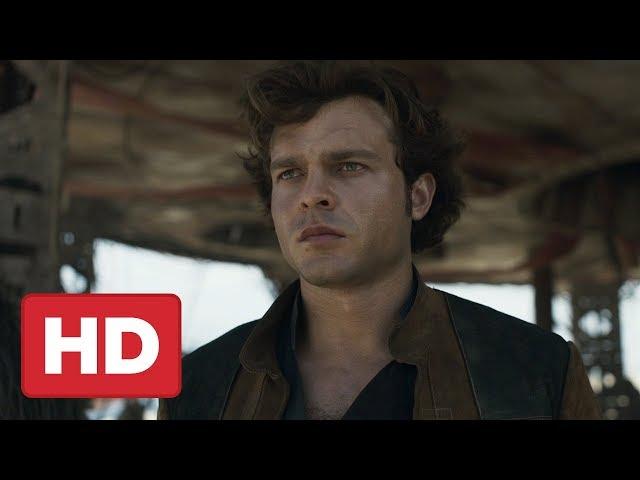 Solo: A Star Wars Story Trailer #2 (2018) Alden Ehrenreich, Donald Glover