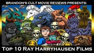 Brandon's Cult Movie Reviews: Top 10 Ray Harryhausen Films
