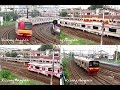 Download Video [Kompilasi] Rush Hour at Jatinegara Station - KRL Commuter Line Jabodetabek 3GP MP4 FLV