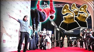 FLIPS FOR GRAMMIES!