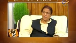 Bebak Guftagu- Azam Khan - Cabinet Minister - UP - On 17th July 2016