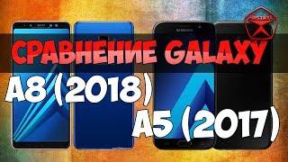 Сравнение Galaxy A8 (2018) и Galaxy A5 (2017) / Арстайл /