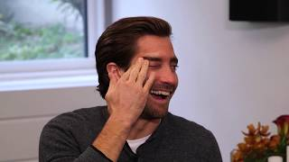 Jake Gyllenhaal hysterical interview
