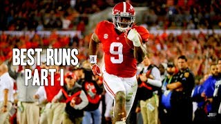 Best Runs of the 2016-17 College Football Season - Part I ᴴᴰ