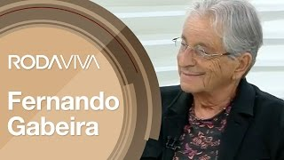 Roda Viva | Fernando Gabeira  | 06/03/2017