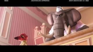 Zootopia (2016) - Deleted Scene -