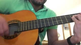 Hass nach le guitar cover udta Punjab