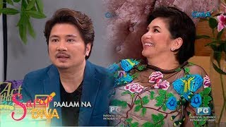 Sarap Diva: 'Act that Song' with Janno Gibbs