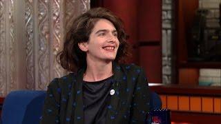 Gaby Hoffman Talks 'Transparent,' Gender & Feeling The Bern