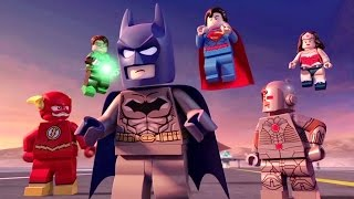 LEGO DC Comics Super Heroes: Justice League: Attack of the Legion of Doom - Trailer