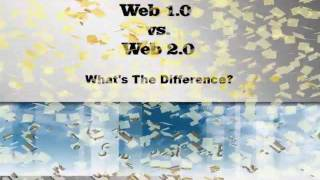 Web 1.0 vs. Web 2.0 - The Difference