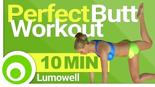 10 Minute Perfect Butt Workout