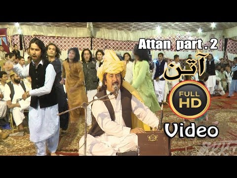 noor mohammad katawazai Best Akakhail Attan part 2 pashto new songs 2017