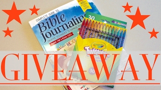 {closed} The Complete Guide to Bible Journaling | Giveaway and Book Review