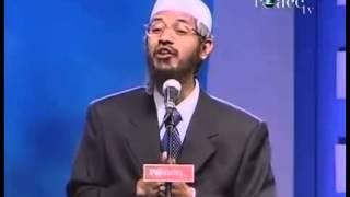 Hindu Girl challenging Dr. Zakir naik