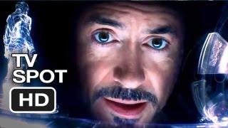 Iron Man 3 Kids Choice Awards SPOT #2 - Extended (2013) - Robert Downey Jr. Movie