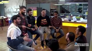 صف الغناء مع طوني البايع - ستار أكاديمي 11 - 25/01/2016