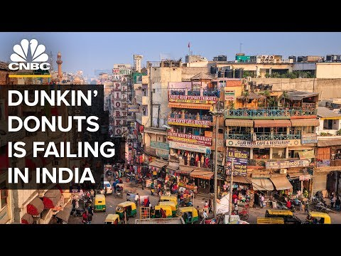 Xxx Mp4 Why Dunkin Donuts Is Failing In India 3gp Sex