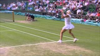 2015 Day 12 Highlights, Hingis & Mirza vs Makarova & Vesnina final