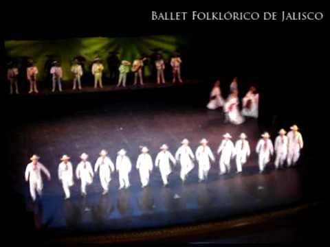 Ballet Folklórico de Jalisco Popurri Veracruzano