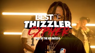 ALLBLACK x Shootergang Kony x Offset Jim    Best Of Thizzler 2018 Cypher