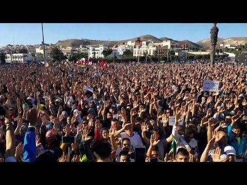 Xxx Mp4 Maroc Nouvelle Manifestation Dans La Ville D39AlHocema 3gp Sex