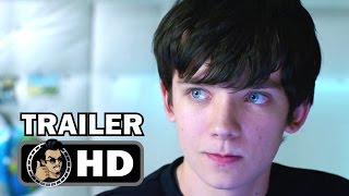 THE SPACE BETWEEN US - Official Trailer #3 (2017) Asa Butterfield, Carla Gugino Sci-Fi Movie HD