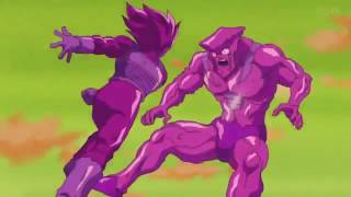Goku Vs Copy Vegeta Dragon Ball Super Episode 45 English Sub