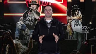 Auer Steel Honeywell Guns 'n Roses contest