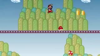 Полное прохождение игры Mario Forever