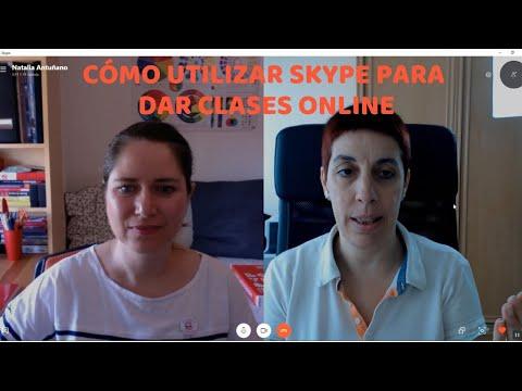 Xxx Mp4 Ser Profesor Online Cómo Utilizar Skype Para Dar Clases Online 3gp Sex
