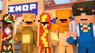 Sky Does Minecraft | Minecraft IHOP HIDE N SEEK 2! (pls sponsor us)