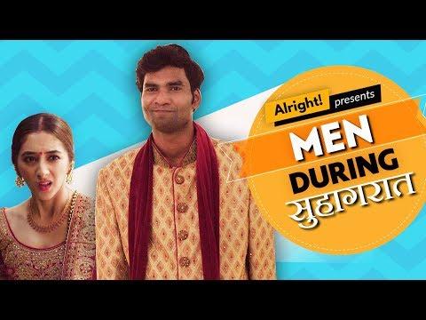 Xxx Mp4 Thoughts During Suhaag Raat Part 2 Dulha Ft Nikhil Vijay Amp Kritika Avasthi Alright 3gp Sex