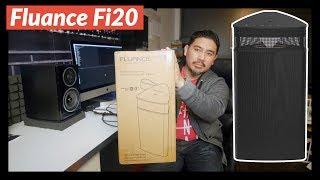 Fluance Fi20 OmniDirectional Bluetooth Speaker - Honest Unboxing & Initial Impressions