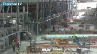A maior fábrica de papel do mundo
