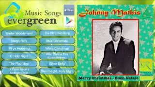 Johnny Mathis   Merry Christmas   Buon Natale Remastered Full Album