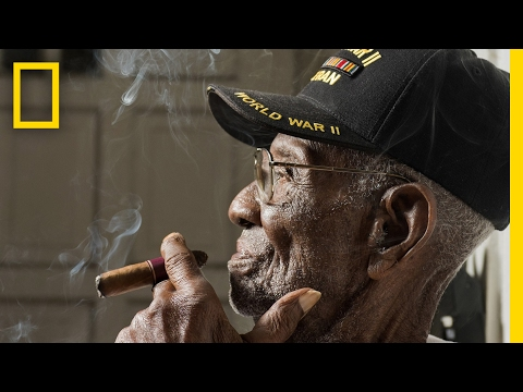 109 Year Old Veteran and His Secrets to Life Will Make You Smile Short Film Showcase