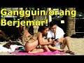 Download Video SELIMUTIN BULE YANG BERJEMUR! - Prank Indonesia 3GP MP4 FLV