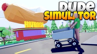 The Dude Abides! - Dude Simulator Gameplay