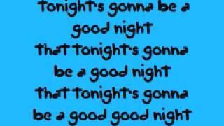 I Gotta Feeling Lyrics